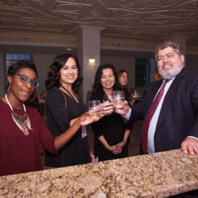 AVLF Serves Up Fab Fare, Signature Wines and Goodwill