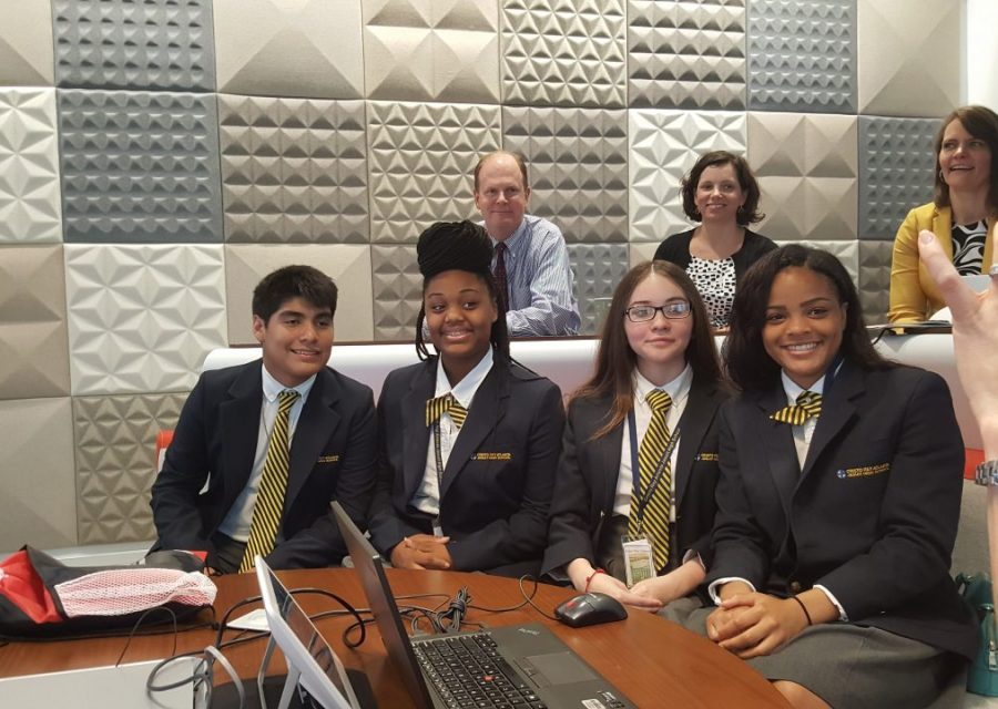 What Cristo Rey Student Interns Have Learned at AVLF