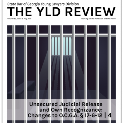 Managing Attorney Audrey Bergeson Recaps our ALL-STAR Awards for The YLD Review