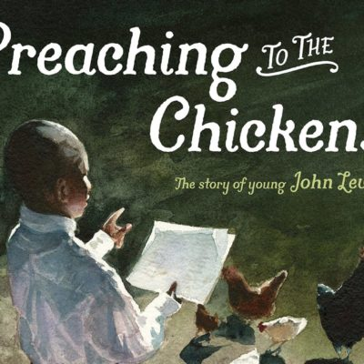 Rosa Parks, Sojourner Truth, and the Books Our Children Cherish