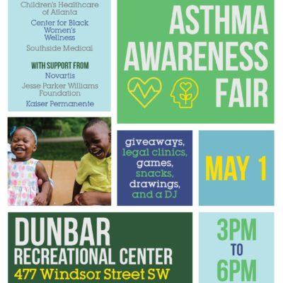 AVLF Hosts Awareness Fair for World Asthma Day