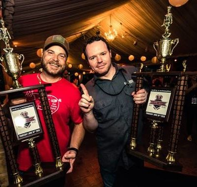 6th Annual Beer Tasting & BBQ Battle A Summer Success