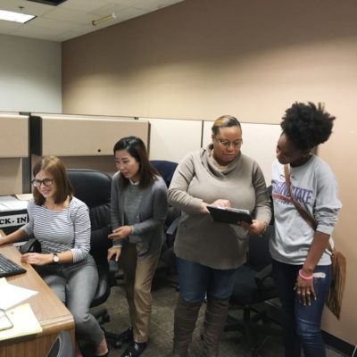Housing Court Assistance Center Opens in Fulton County Courthouse