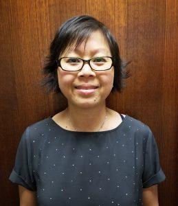 Volunteer attorney Ha Pham