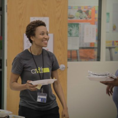 Community Advocate Christal Reynolds's Ambition to Create Change Started at Home