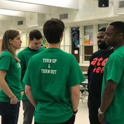 Georgia State Law Students Spend Spring Break with AVLF