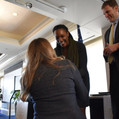 AVLF Honors Dedicated Firms and Volunteers at Celebrating Service Luncheon