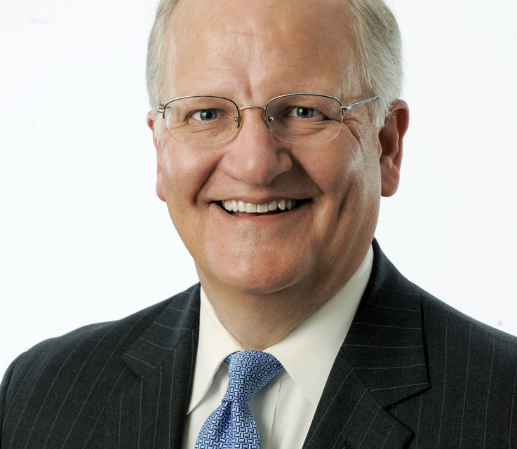 Meet Jim Kerr, Generous Supporter of the 2019 Annual Campaign [Donor Spotlight]