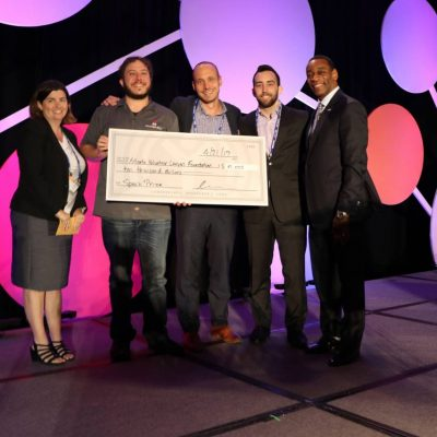 AVLF Wins Second Place in United Way's SPARK Prize