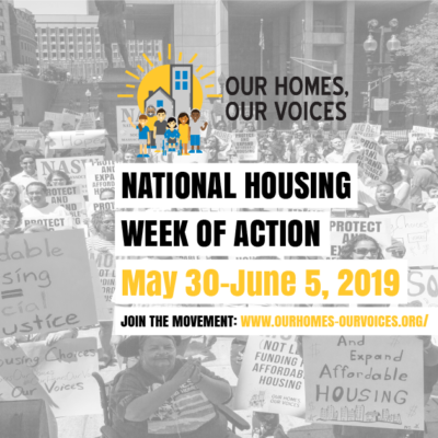 9 Ways to Get Involved for National Housing Week of Action