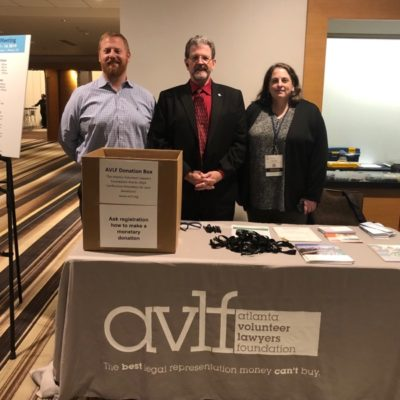IAQA Collects Donations on Behalf of AVLF