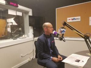 Deputy Director Michael Lucas Talks Evictions on WABE's
