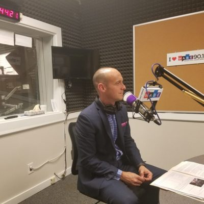 "Deputy Director Michael Lucas Talks Evictions on WABE's ""Closer Look"""